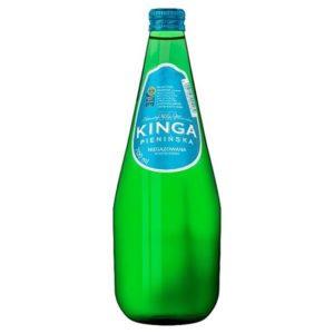 butelka szklana woda kinga pienińska niegazowana 700ml 0,7l