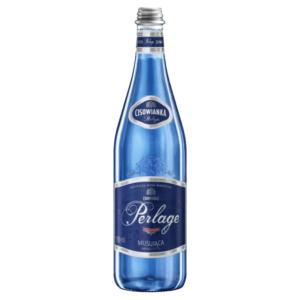 butelka szklana cisowianka 0,7 L gazowana perlage