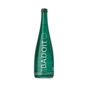 butelka wody gazowanej badoit 0,75l 750ml