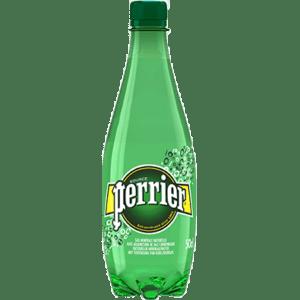 Perrier PET 500ml 0,5L plastikowa butelka