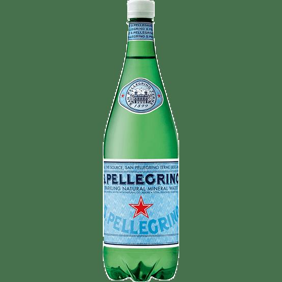San Pellegrino PET 1000ml 1L plastikowa butelka