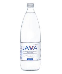 Woda alkaliczna Java Szkło 0,86L