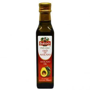 Olej z awokado Basso 250ml 0,25L