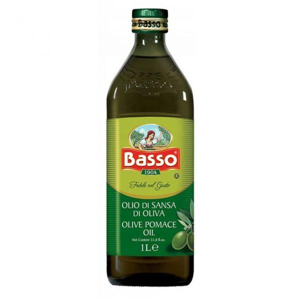 oliwa z oliwek sansa basso 1L