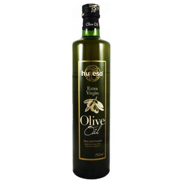 oliwa z oliwek extra virgin Hutesa 750ml 0,75L
