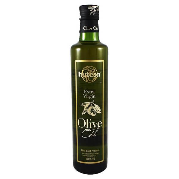 oliwa z oliwek extra virgin Hutesa 500ml 0,5L